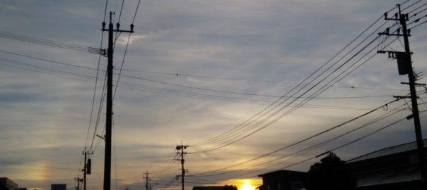 夜明けのにちりん (2)
